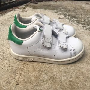 Adidas Stan Smith Toddler Boys & Girls Sneakers
